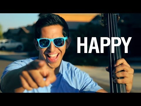 """""""Happy"""" by Pharrell, cover by Simply Three"""