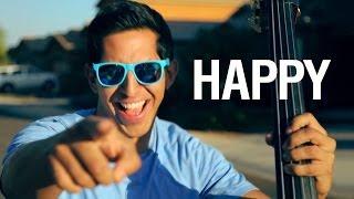 Happy - Pharrell Williams (string cover) - Simply Three