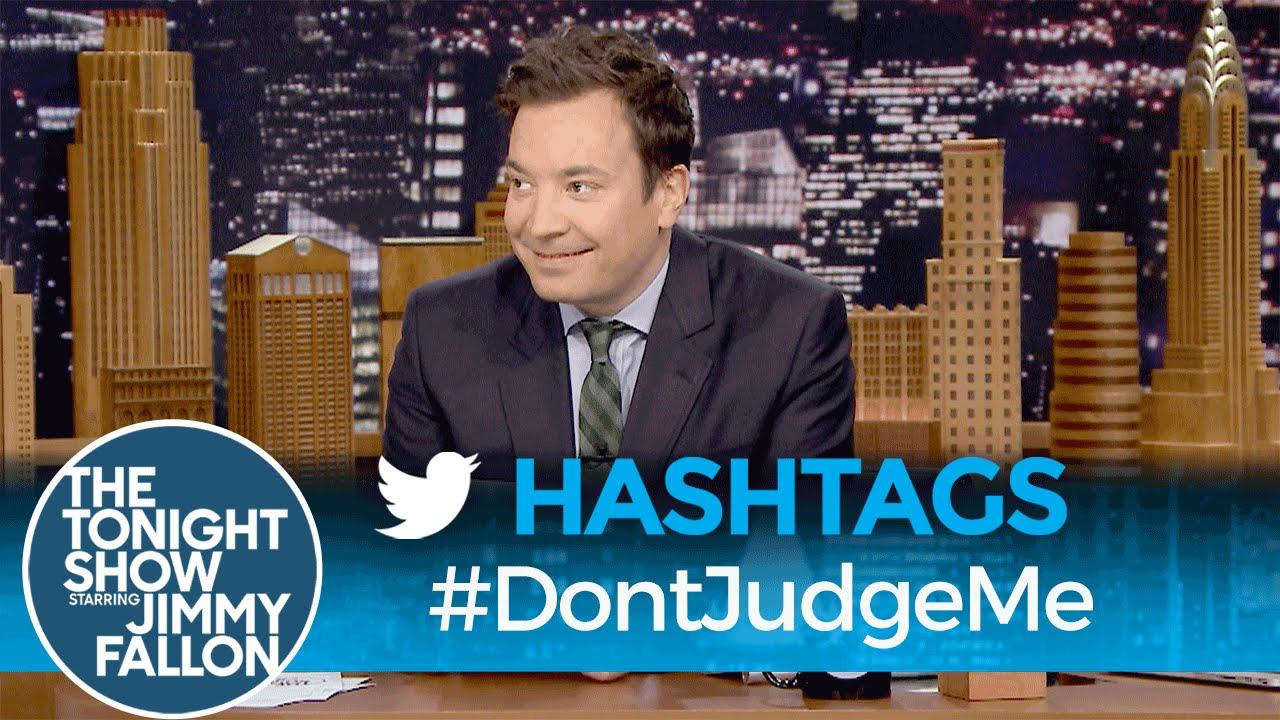 Hashtags: #DontJudgeMe thumbnail