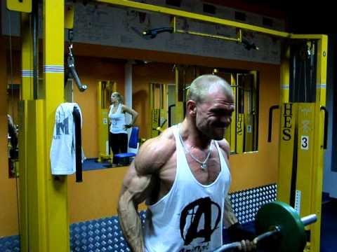 Są mięśnie są ważne dla walki