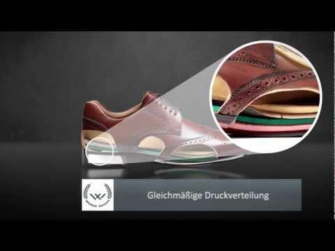 Klassische Herrenschuhe und Business Schuhe zum Wohlfühlen von Weber Schuh - Der Business Laufschuh