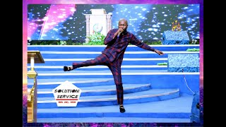 Must Watch!! 🕺💃 DANCE WARFARE By Apostle Johnson Suleman {Solution Service - 10th July 2020}