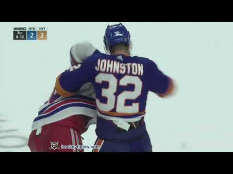 Ross Johnston vs. Micheal Haley