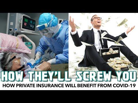 Whistleblower Shares How Private Insurance Will Screw COVID Survivors