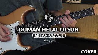 Duman - Helal Olsun (Gitar Cover)