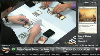World Magic Cup 2012: Round 3