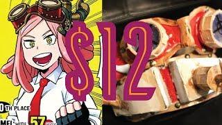 Mei Hatsume  - (My Hero Academia) - $12 Mei Hatsume Goggle Cosplay Prop From My Hero Acadamia!