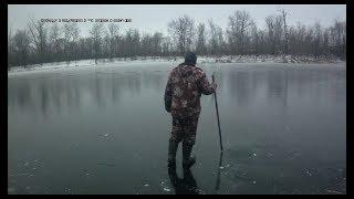 Когда можно выходить на лед зимняя рыбалка