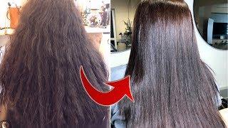 How to Get Soft Smooth Shiny Hair - Dry Hair Treatment | Priya Malik