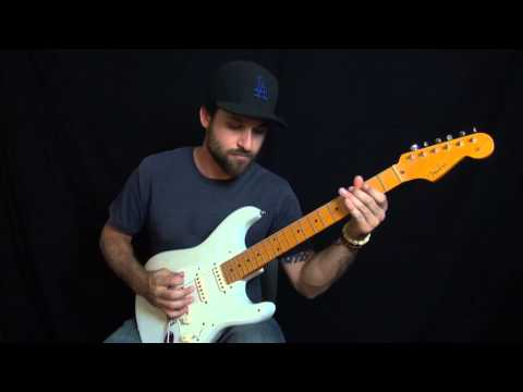 Down On The Corner - Electric Guitar Lesson Preview