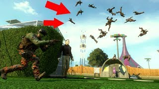 THEIR HIDING SPOTS WERE OUT OF THIS WORLD?!?!?! HIDE N' SEEK ON BLACK OPS 2