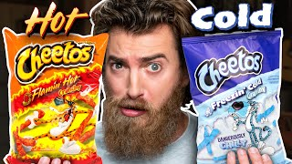 Alternate Universe Snacks Taste Test