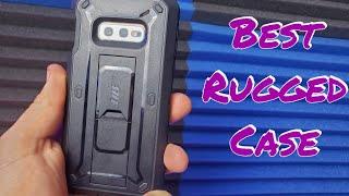 Samsung Galaxy S10e - Supcase Unicorn Beetle Pro ..... The Best Rugged Case!!!!!!