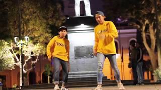 BRINCA CHALLENGE - Dennys The Black EXTIME DANCE (Niko & Jota)