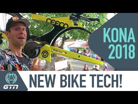 New Bike Tech From The 2018 Ironman World Championships