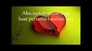 Gambar cover [Lirik] The Rain - Terlatih Patah Hati