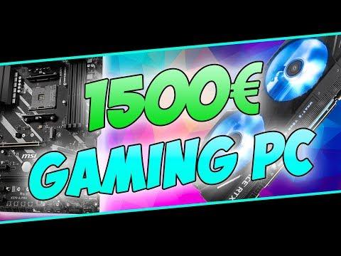 1500€ GAMING PC - mit RTX 2080 SUPER | PC-Konfiguration - Sommer 2019