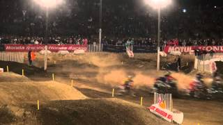 preview picture of video '1er Supercross de Provence 2014'