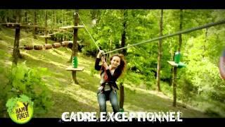 HAPPY FOREST - NOUVEAU Parc ACCROBRANCHE dans l'agenais
