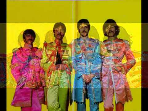 Sgt. Pepper's Lonely Hearts Club Band (Reprise)- The Beatles (Sgt. Pepper's Lonely Hearts Club Band)