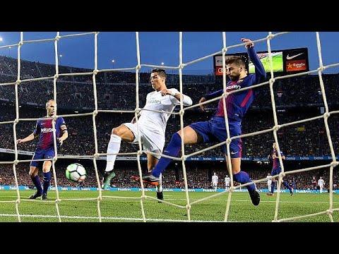 Μπαρτσελόνα – Ρεάλ Μαδρίτης: 2 – 2