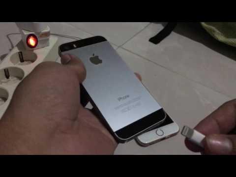 Video (Bukalapak) hp iphone 5s mati total setelah di retur oleh buyer