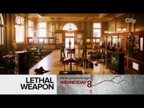 Lethal Weapon (Canadian Promo)