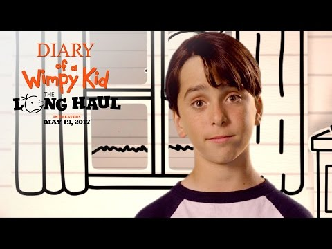 Commercial for Diary of a Wimpy Kid: The Long Haul (2017) (Television Commercial)