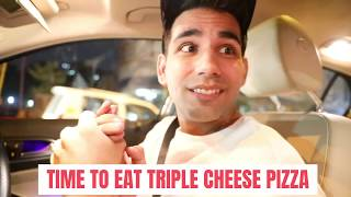 Eating only FAST FOOD for 24 Hours Challenge | Rimorav Vlogs
