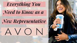 New Avon Representative Training | 2020