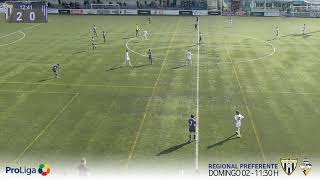 R.F.F.M. - Jornada 14 - Primera División Autonómica Alevín (Grupo 1): C.D. Canillas 3-0 A.D. Sporting Hortaleza.
