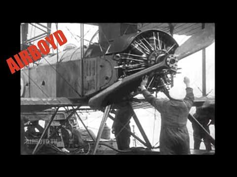 World War I Hydroplanes (Seaplanes)