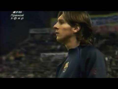Lionel Messi Show vs Albacete 2004-2005 [by nitter]