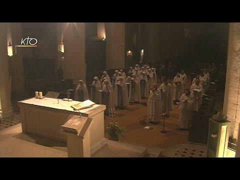 Vêpres et messe à St-Gervais du 9 novembre 2019
