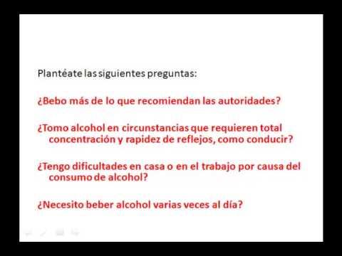 El tratamiento eficaz del alcoholismo de los tacos