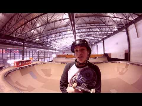 TAZ Trick Tips - Frédérique Luyet - Backside disaster