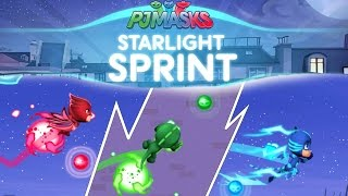 NEW PJ Masks Starlight Sprint iPad Game (Disney Junior)