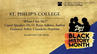 Black History Month: Meet the Author and Artist Showcase