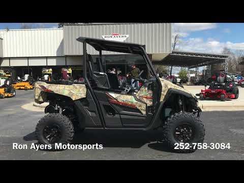 2020 Yamaha Wolverine X2 R-Spec 850 in Greenville, North Carolina - Video 1