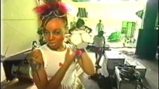 Lisa 'Left Eye' Lopes  Making of The Block Party Part.3 Final Part