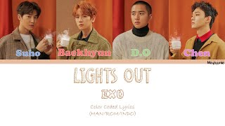 EXO (엑소) - Lights Out (INDO SUB)
