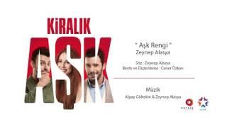 Zeynep Alasya - Aşk Rengi