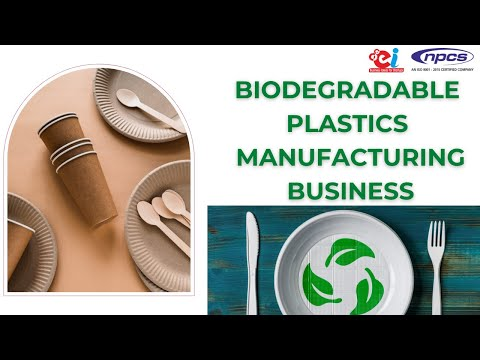 Video of How biodegradable plastic is eco-friendly