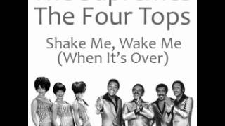 The Supremes & The Four Tops - Wake Me, Shake Me (When It's Over)