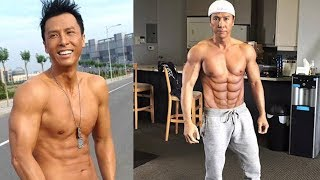 Donnie Yen - Transformation From 2 To 54 Years Old