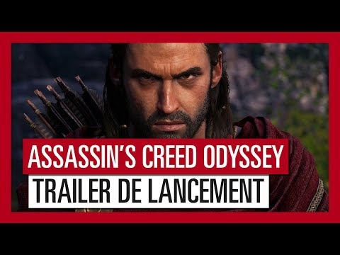 Trailer de lancement de Assassin's Creed Odyssey