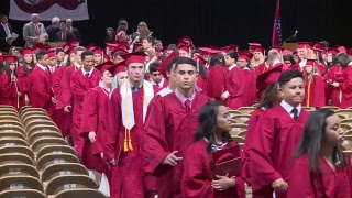Springdale High School Graduation   Class of 2018