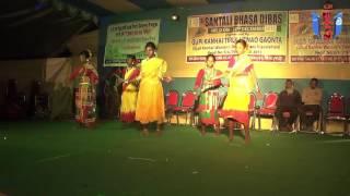 ASAR SAN BONGA JHIPIR DAH A JARI YA__POLITA DANCE GROUP__AT-KALYANI,22DEC.