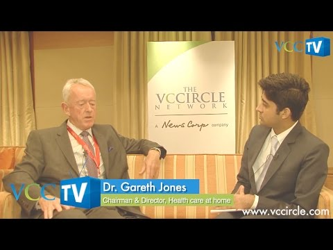 Health Care At Home plans to go pan-India in two years, says chairman Gareth Jones