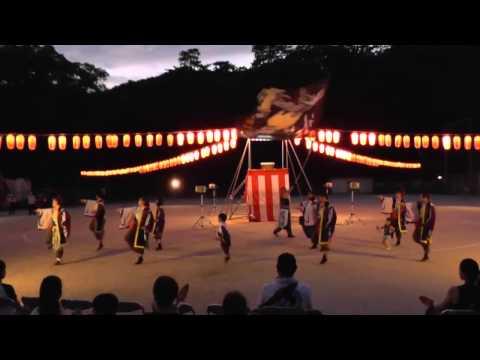 乱痴気 和歌浦小学校夏祭り2015(1日目)ぶんだら